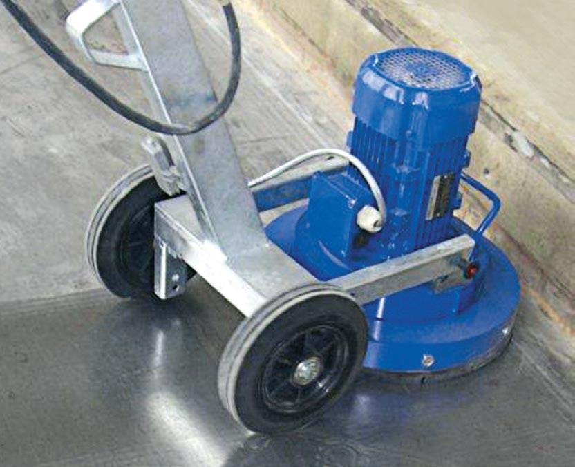 Poliermaschine BPM 430