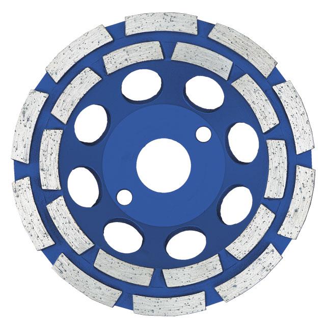 Turbo Schleiftopf BST 35 blau
