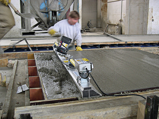 Rüttelbohle Easy Screed