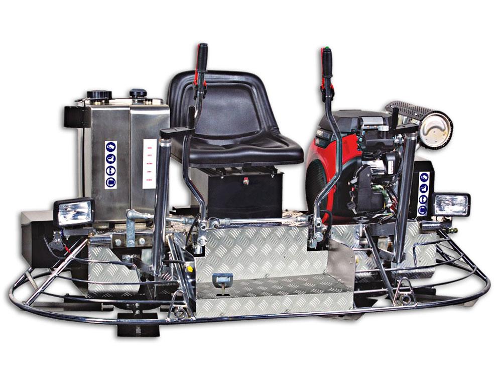 Двухроторная затирочная машина BDG 900