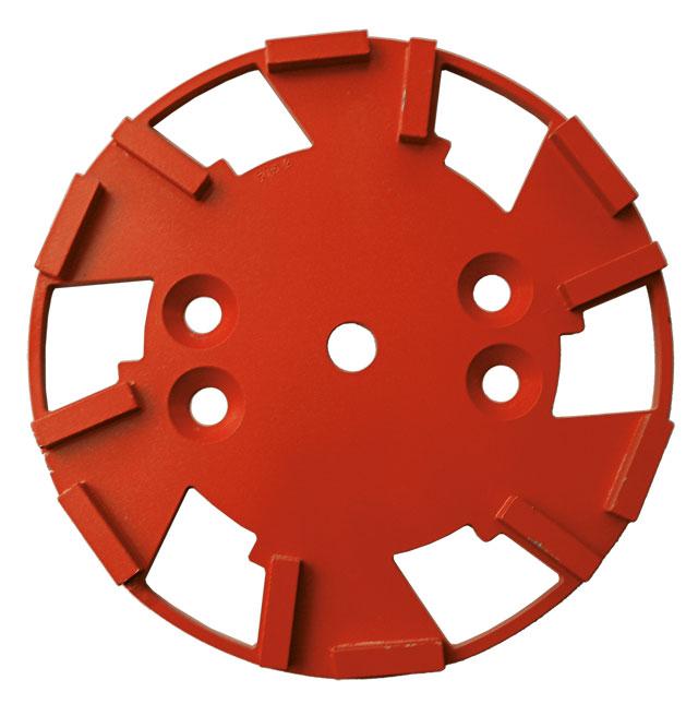 Шлифовальный круг для монолитной стяжки