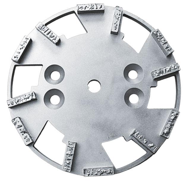 Шлифовальный круг для клеевых остатков