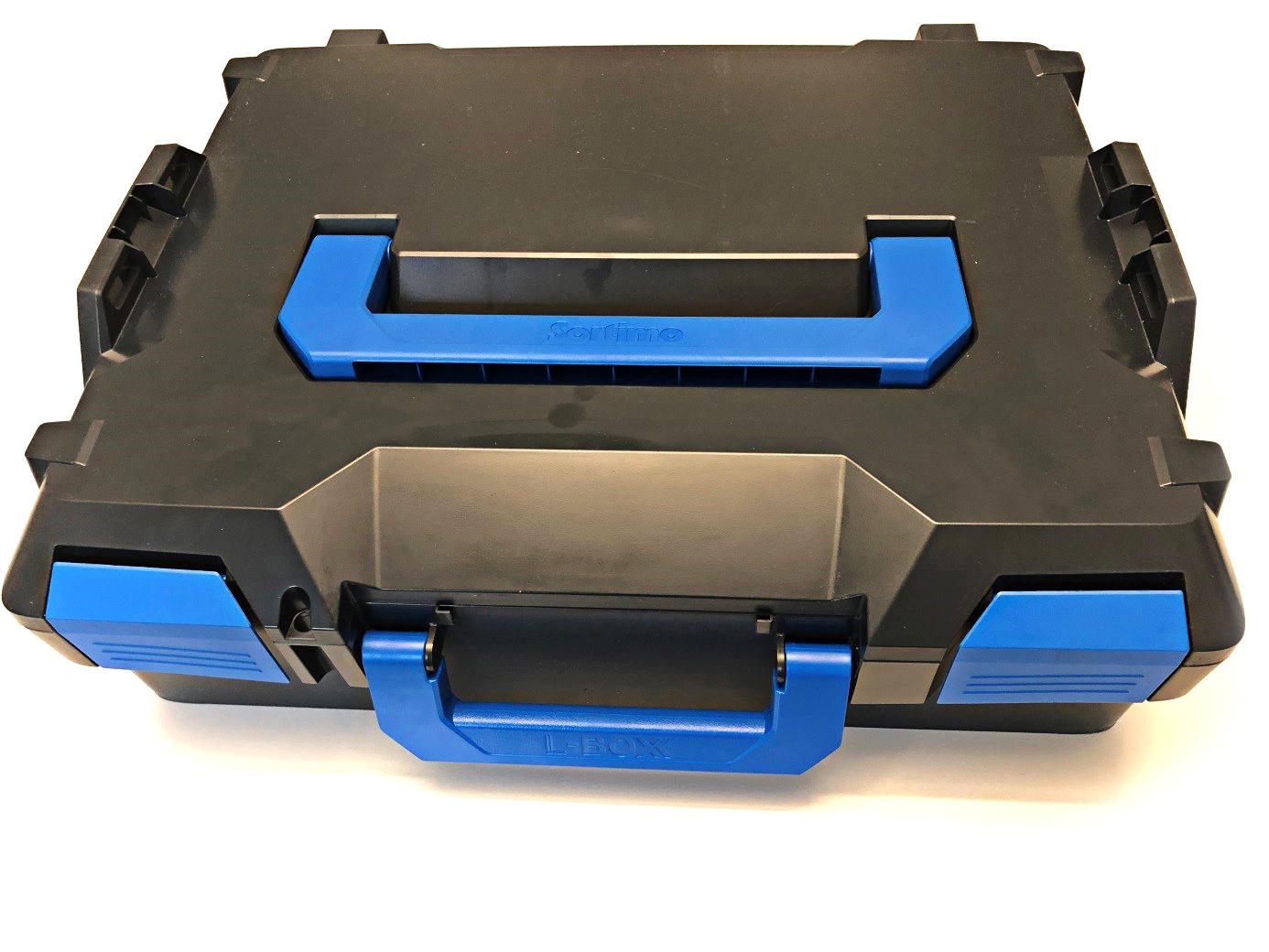 Stockrüttler P18Li Koffer